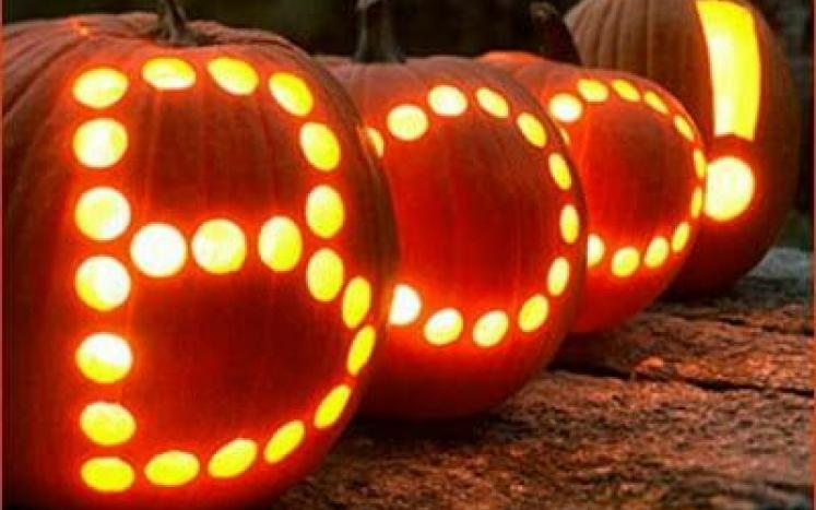 Change to Halloween Information